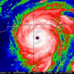 Criteria for a hurricane warning image