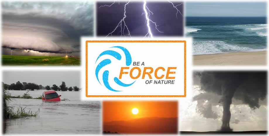 iAlert Be a force of Nature Image