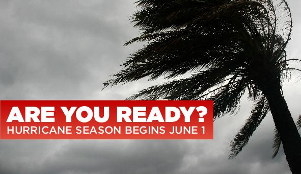 Atlantic Hurricane Season Begins June 1
