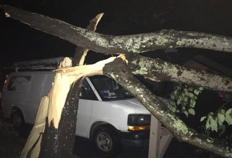 ialert.com Alabama storm damage Apr 18, 2019