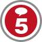 iAlert.com New Reporter 5 Postings Badge